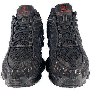 Nike Shoes - Nike Shox TL (Black / Metallic Hematite)